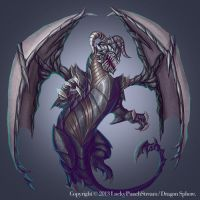 Black Dragon -Basic Level- by Nekomancerz