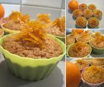 Candied Orange Cupcakes by flameshaft