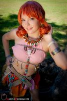 Oerba Dia Vanille by CosplayCousins
