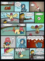 Subway's Nuzlocke Page 3-4 by Kame-Ghost