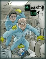 Breaking Bad by Grant-Leon-Smith