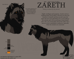 Zareth - Reference by InstantCoyote