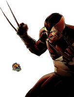 Daken Render 2 by Shadzx2