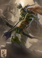 ORC ARCHER by Trevone