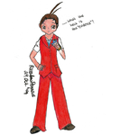 Apollo Justice Found a Piece of Evidence! by rainbow000pegasus