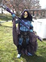Skeletor: Overlord of Evil by RadFXCo