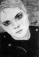 Gerard Way by Franger-Pansy