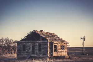 High Plains Homestead by FabulaPhoto