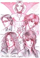 X Japan by Niki-UK
