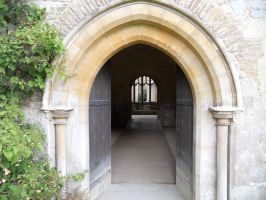 Lacock Abbey 095 by VIRGOLINEDANCER1