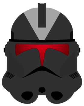 Clone Shadow Trooper Helmet by PD-Black-Dragon