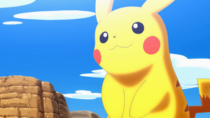 Pokemon Mystery Dungeon Pikachu Unova B2W2 2012 by GT4tube