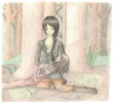 Hunger Games: Rue's Lullaby by ShadowSeason