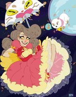 Bee and Puppycat !! by elindor