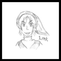 link fast sketch by goldvicblest