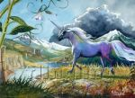 Unicorn by Flingling