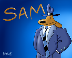 Sam by IceBreak23