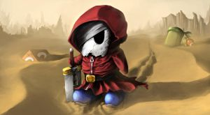 Shy Guy Renegade by SpoonfishLee