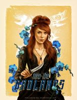 The Widow: Into The Badlands by pbozproduction