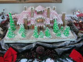 Gingerbread Yacht Club by NctrnlBst
