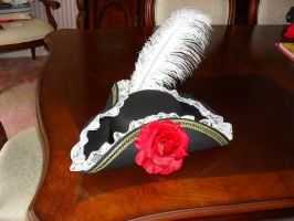 Prussia Pirate Hat by xXxChaoticNeutralxXx