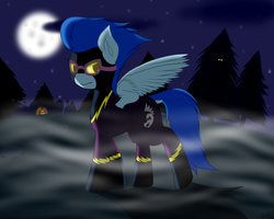 Nightshade's Haloween by OokamiTheWolf1