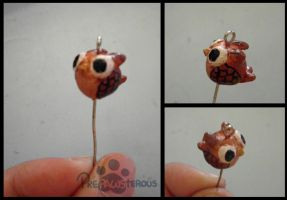 :Clay Owl: by PrePAWSterous