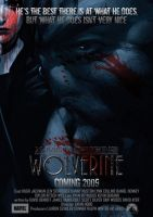 Wolverine Poster 3 by NineteenPSG