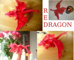 red dragon by me3xR