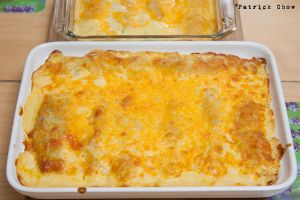 Cheese cannelloni 1 by patchow