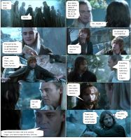 Lord of the Rings Comic 3 by ashantiwolfrider