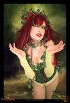 POISON IVY - Helena is Red by darkmercy