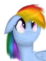 Bashful Dash .:V2:. by iSmellMusic
