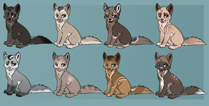 Canine Adopts (Closed) by HP-Adopts