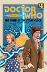 The Tomb of the Stone Clock by Girl-on-the-Moon