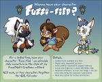 'Fuzzi-fied' Chibis Commission Drive - (Closed) by TehMutt