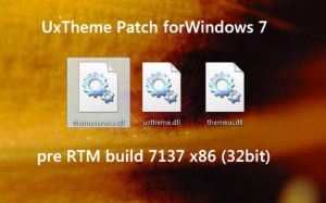 Uxtheme Patch Win7 7137 x86 by Kruper11
