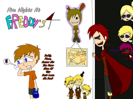 .:. Five Nights At Freddy's 4 .:. by Rise-Of-Majora