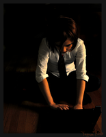 Cosplay: Yagami Raito- DN by Lowland-Swagger