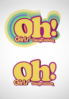 Logo Oh Girls Generation by Maxk-Bmnk