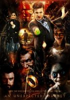 Doctor Who Peter Jackson by rocketman28