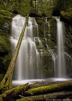 Lower Parker Falls by 11thDimensionPhoto