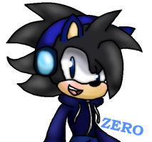 Zero drawing by supersilver27