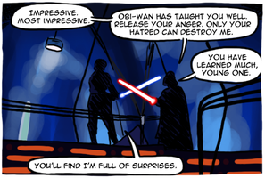 The Empire Strikes Back by theEyZmaster