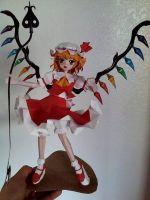 Flandre papercraft by KrystalizedArtist9
