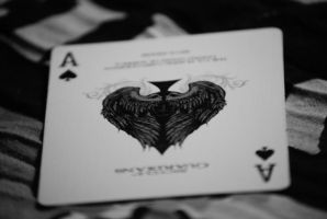 Ace of Spades by Wolfegard