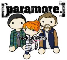 Paramore by NickyToons