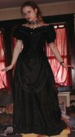 XantheDaemon's 1870s gown by HistoricCostume