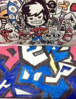 Doodlegraffiti by TheCoolMinecraft