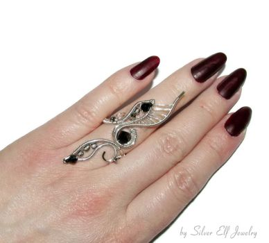Shapeshifter ring by Lyriel-MoonShadow